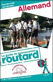 ALLEMAND -GUIDE DE CONVERSATION ROUTARD
