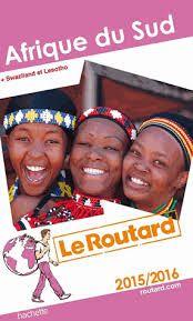 2015/2016 AFRIQUE DU SUD- ROUTARD