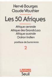 50 AFRIQUES, LES TOME.2
