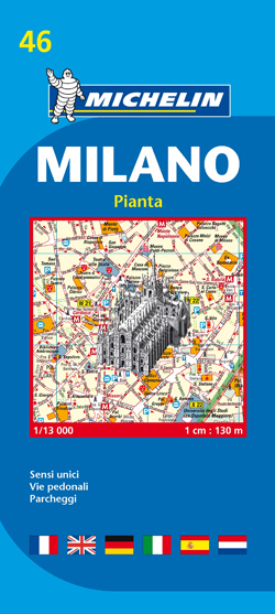 46. MILAN 1:13.000 -MICHELIN