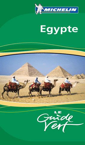 EGYPTE [FRA] -LE GUIDE VERT MICHELIN