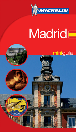 MADRID (CAS) -MINIGUIA MICHELIN