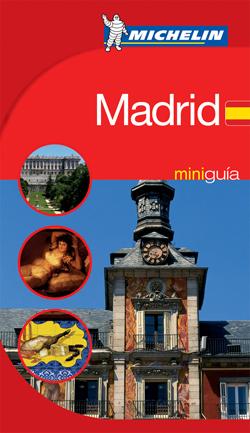 MADRID (CAS) -MINIGUIA MICHELIN