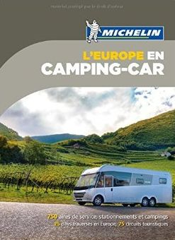 EUROPE EN CAMPING-CAR, L' [FRA] -MICHELIN
