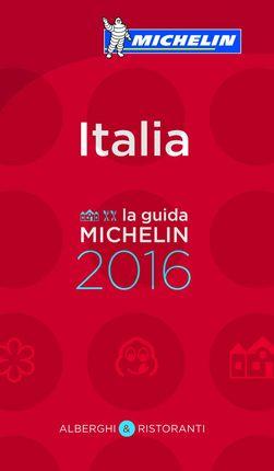 2016 ITALIA -GUIA ROJA -MICHELIN