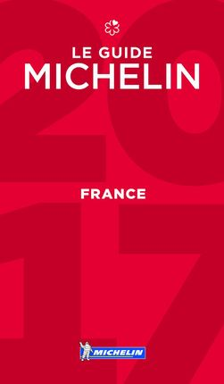 2017 FRANCE -GUIA ROJA MICHELIN