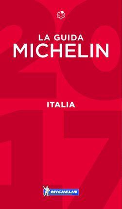 2017 ITALIA -GUIA ROJA MICHELIN