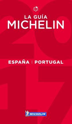 2017 ESPAÑA & PORTUGAL -GUIA ROJA MICHELIN