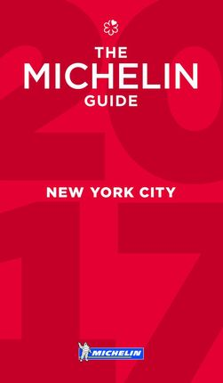 2017 NEW YORK- GUIA ROJA MICHELIN