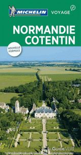 NORMANDIE COTENTIN [FRA] -LE GUIDE VERT MICHELIN