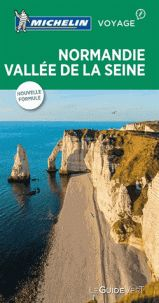 NORMANDIE VALLEE DE SEINE [FRA] -LE GUIDE VERT MICHELIN VOYAGE
