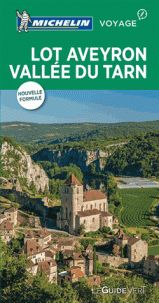 LOT AVEYRON VALLEE DU TARN [FRA] -LE GUIDE VERT MICHELIN