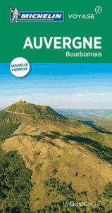 AUVERGNE [FRA] -LE GUIDE VERT MICHELIN