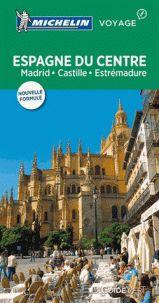 // ESPAGNE DU CENTRE: MADRID, CASTILLE, ESTREMADURE [FRA] -LE GUIDE VERT MICHELIN