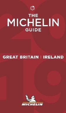 2019 GREAT BRITAIN, IRELAND -GUIA ROJA MICHELIN