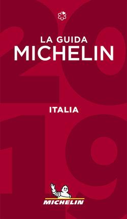 2019 ITALIA GUIA ROJA -MICHELIN
