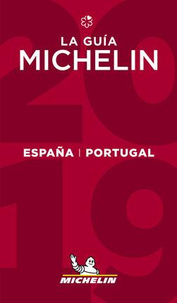 2019 ESPAÑA - PORTUGAL -GUIA ROJA MICHELIN