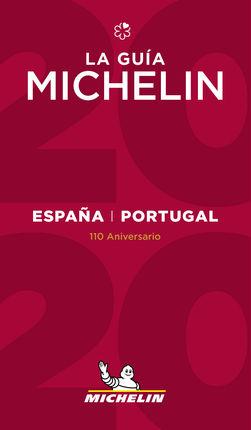 2020 ESPAÑA/PORTUGAL/ANDORRA -GUIA ROJA MICHELIN