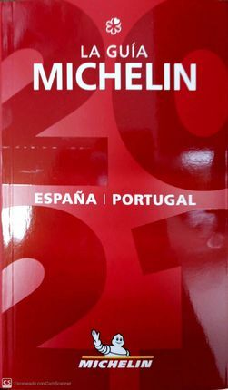 2021 GUIA ROJA ESPAÑA Y PORTUGAL -MICHELIN