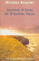 JOURNAL D'ARAN ET D'AUTRES LIEUX -VOYAGEURS N�.155