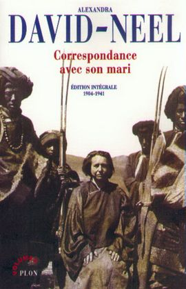 CORRESPONDANCE AVEC SON MARI -EDITION INTEGRALE 1904-1941