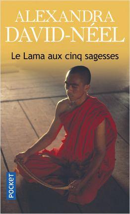 LAMA AUX CINQ SAGESSES, LE -POCKET