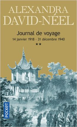 JOURNAL DE VOYAGE / 2 -POCKET