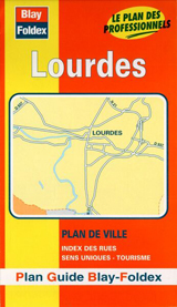 LOURDES 1:7.650 -PLAN GUIDE BLAY
