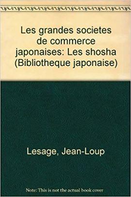 GRANDES SOCIETES DE COMMERCE AU JAPON, LES