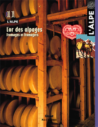 11. L'ALPE. L'OR DES ALPAGES -REVISTA