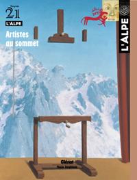 21. L'ALPE. ARTISTES AU SOMMETS -REVISTA