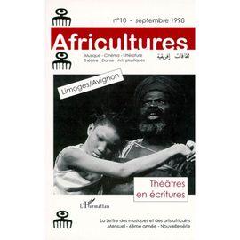 10 AFRICULTURES SEPTEMBRE 1998