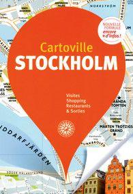 STOCKHOLM [PLANO GUIA] -CARTOVILLE