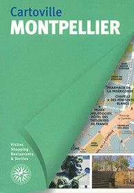 MONTPELLIER [PLANO GUIA] -CARTOVILLE