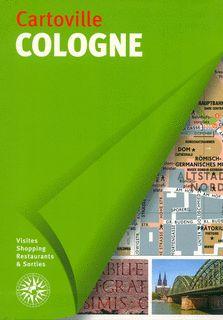COLOGNE [PLANO GUIA] -CARTOVILLE