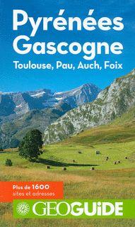 PYRÉNÉES GASCOGNE -GEOGUIDE