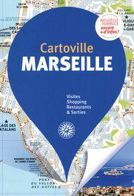 MARSEILLE [PLANO-GUIA] -CARTOVILLE