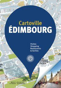 EDIMBOURG [PLANO GUIA] -CARTOVILLE