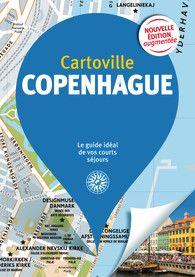 COPENHAGUE [PLANO GUIA] -CARTOVILLE