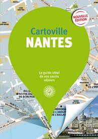 NANTES [PLANO GUIA] -CARTOVILLE
