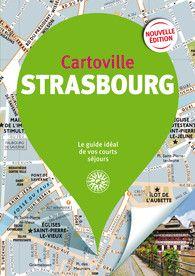 STRASBOURG [PLANO GUIA] -CARTOVILLE