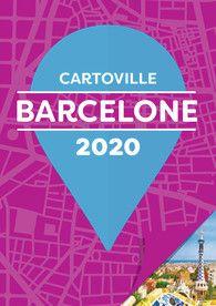 BARCELONE [PLANO GUIA] -CARTOVILLE