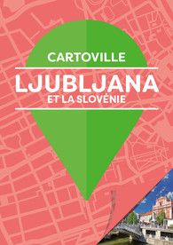 LJUBLJANA, SLOVENIE [PLANO GUIA] -CARTOVILLE