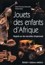JOUETS DES ENFANTS D'AFRIQUE