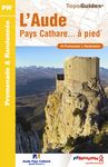 PR L'AUDE, PAYS CATHARE A PIED (REF.D011)