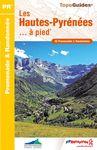 PR LES HAUTES-PYRENEES... A PIED -FFRP [REF. D065]