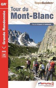 GR TMB. TOUR DU MONT-BLANC [REF.028] -FFRP