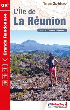 GR R L'ILE DE LA REUNION (GR R1,GR R2, GR3) -FFRP (REF.974)