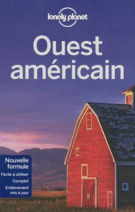 OUEST AMERICAIN (FRA) -LONELY PLANET