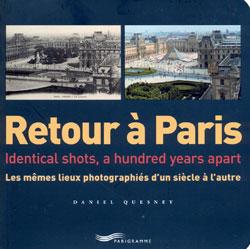 RETOUR A PARIS